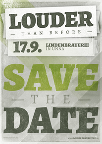 LOUDER THAN BEFORE 2016