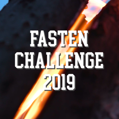 Video: Fastenchallenge 2019 completed!
