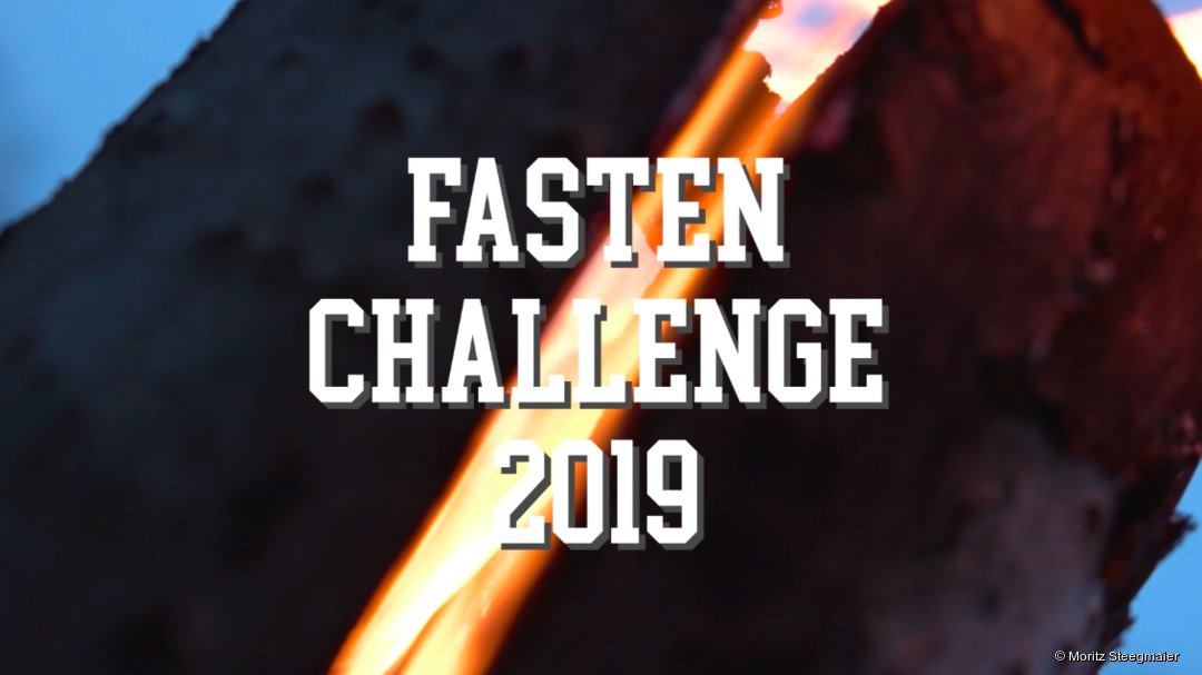 Film: Fastenchallenge completed!