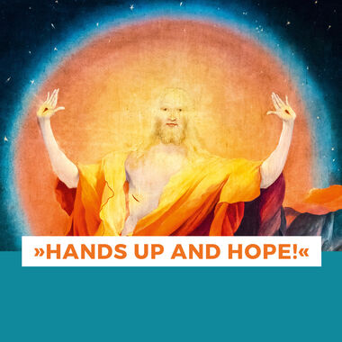 Hands Up And Hope!