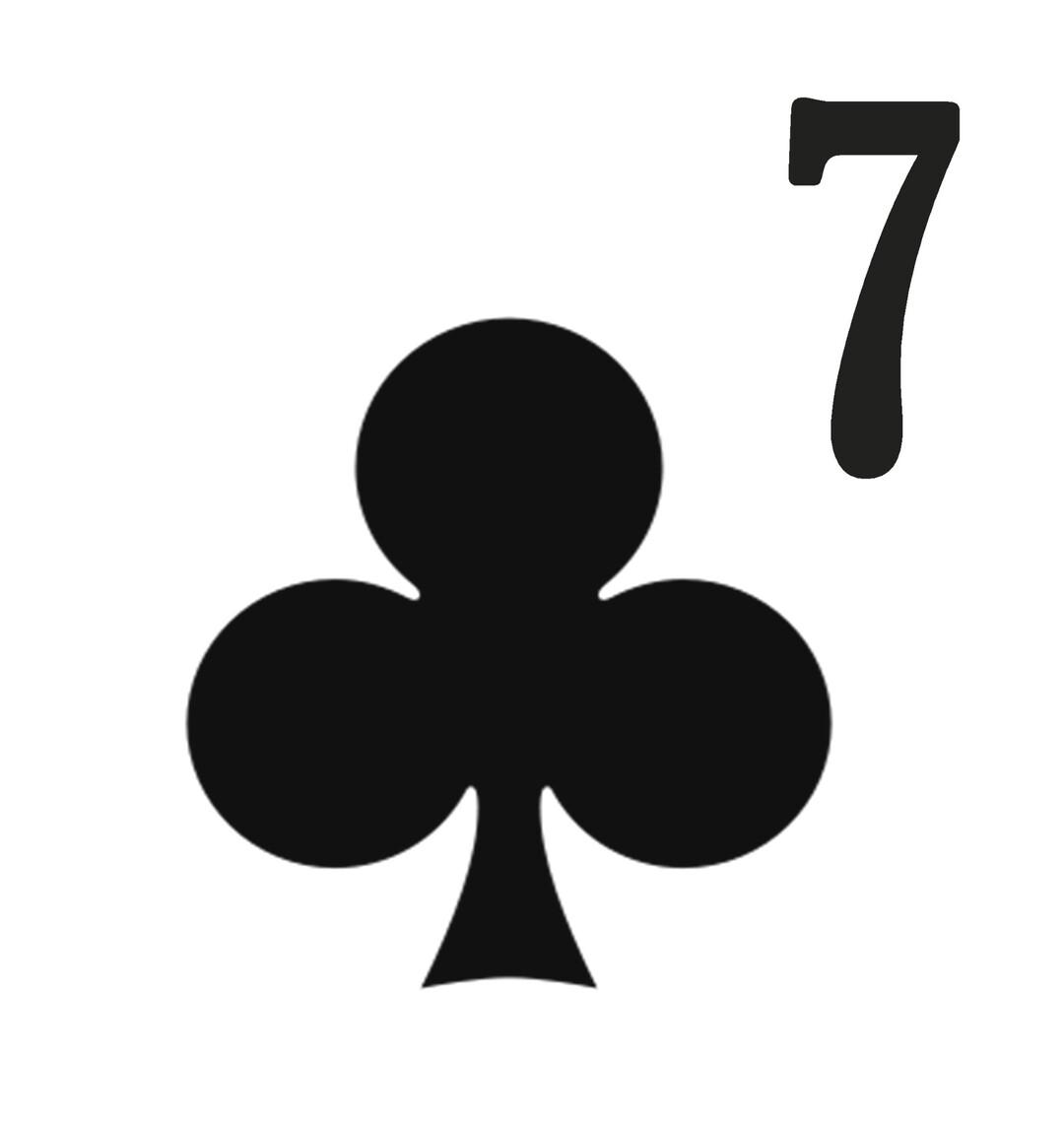 Kreuz Sieben